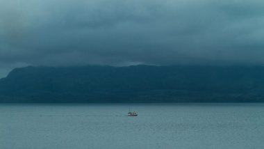 Isolation vs. loneliness boat in body of water